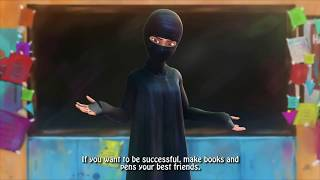 Burka Avenger Episode 01 - Girls' School is Shut (w/ English Subtitles)