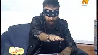 """رائد فن الخداع البصري """"مصطفى البرجاوي"""" في برنامج نهارك سعيد"""