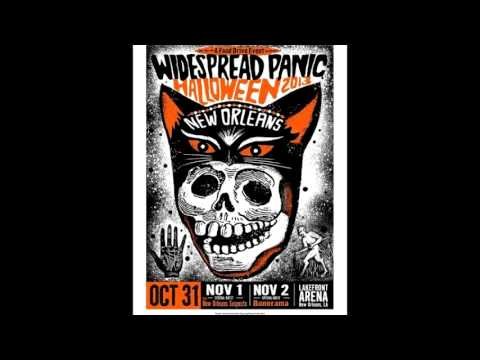 Widespread Panic-Tall Boy-10/31/13