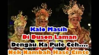 Lagu Daerah Sumatera Selatan Merantau jaoh - Lagu Daerah Indonesia