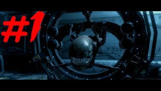 Aliens vs Preadator 2010 Gameplay Walkthrough (PC) Alien: Mission 1 - Research Lab - No Commentary