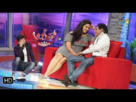 Xxx Mp4 Alitho Saradaga 16th October 2017 Anchor Ravi Sreemukhi L Full Episode ETV Telugu 3gp Sex