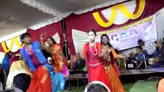 Amarkantak lok sangeet Gamcha Giri Giri Jaye