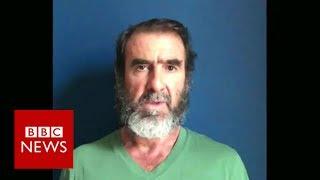 Manchester attack: Eric Cantona