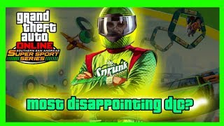 New GTA Update a disappointment?