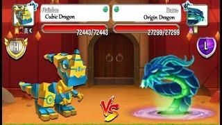 Dragon City - Random Fight + Exclusive Battles | Part 269 [Full Combat & Skills 2017]