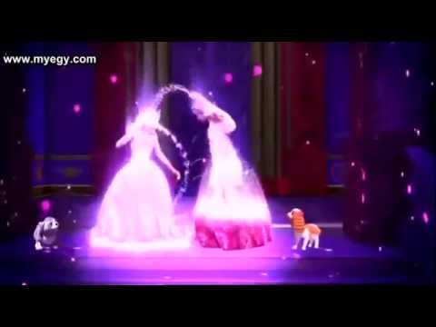 أغنية أميرة يعني نجمة يعني من فيلم باربي الأميرة و نجمة النجوم 270p 360p YouTubevia torchbrows