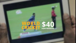 Watch IPL 2017 on Willow TV for only $40/6mos. with Sling TV!
