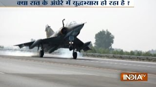 Pakistan Preparing for War, F-16 Fighter Planes Flying over Islamabad