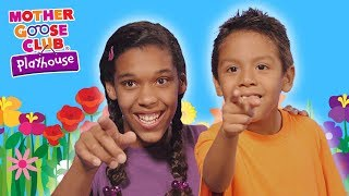 So Many Colors | Learn Colors with Flowers | Mother Goose Club Playhouse Kids Video