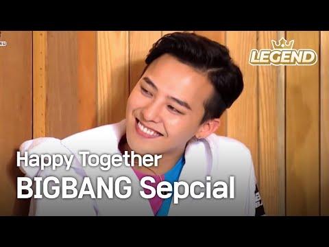 Happy Together - Big Bang Sepcial (2015.06.11)