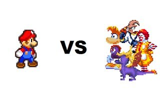 Mario vs. Everybody Episode #7