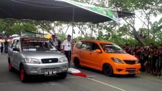 Xenia 1.3 B 60 CAR ORANGE GTLO VS TARUNA 1.6 MDO