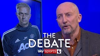 Is Jose Mourinho returning to the Premier League   Ian Holloway & Danny Higginbotham   The Debate