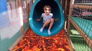 Great Playground Fun - The Floor is Lava