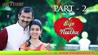 Bijo Weds Neethu - Part 2