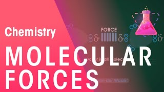What Are Intermolecular Forces | Chemistry for All | FuseSchool
