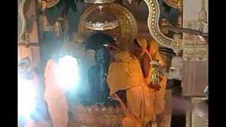 Anant Chaturdashi abhishek at panchayati mandir varanasi