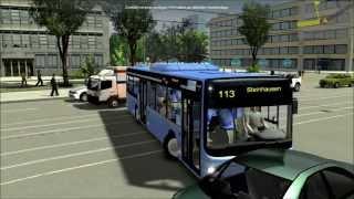 City Bus Simulator 2 München Gameplay Teil 1