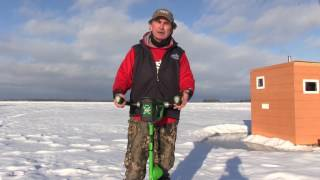 ION Ice Auger Review