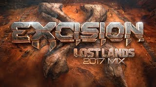 Excision - Lost Lands Mix 2017