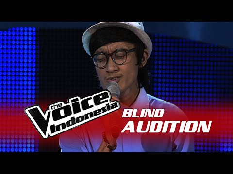 "Krisna Murti ""Cinta Sejati"" | The Blind Audition | The Voice Indonesia 2016"
