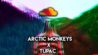 Arctic Monkeys X Tupac (oneboredjeu Mashup)