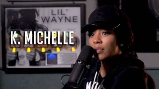K. Michelle Has a Real Convo about Sh*t that Matters on