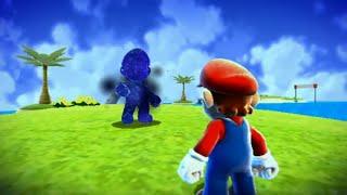 Super Mario Galaxy - All Cosmic Comet Missions