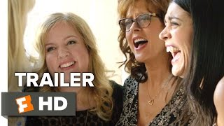 The Meddler Official Trailer #1 (2016) - Rose Byrne, Susan Sarandon Movie HD