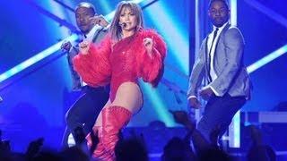 Jennifer Lopez ft Pitbull - LIVE IT UP LIVE at Billboard Music Awards 2013 HD - Directo Performance