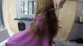 Diana (Impression Of A Haircut)