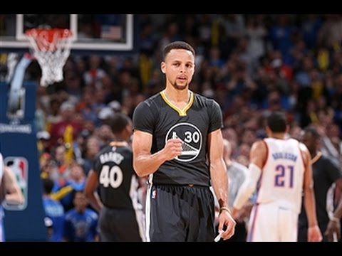 Steph Curry's Best Three-Pointers of 2015-16 Season