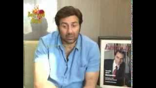 Interview of Sunny Deol for the film 'Singh Saab The Great'  1