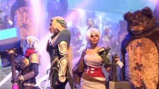 [VIVO] Concurso de Cosplay de League of Legends en Argentina Game Show 2016