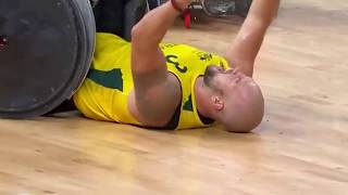 1 Month To Go   2018 IWRF World Championships