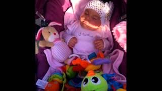 Zijada dada i Ramo  rodila se mala djevojcica