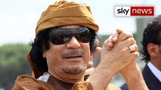 Gaddafi Family Bodyguard Tells Sky News Former Dictator Headed South