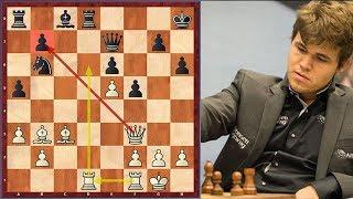 Magnus Carlsen vs. Wesley So: Grand Chess Tour - Paris (Blitz) 2017