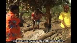 Osuofia terrorising, Mr Ibu(John Okafor) & Victor Osuagwu on the run...ofornaogu2 7