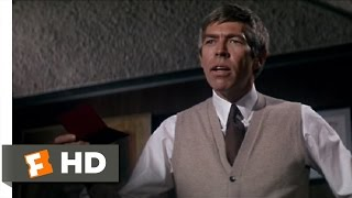 The President's Analyst (2/9) Movie CLIP - You Can Actually Legally Kill Someone? (1967) HD