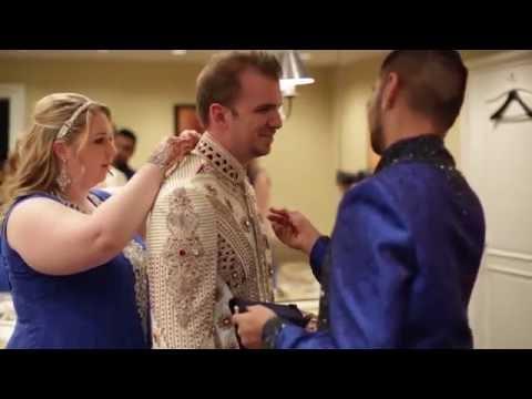 Neil Singh + Eli Pew Wedding Highlights HD - Gay Hindu Indian American Wedding (Re-make)