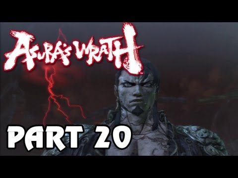 Asura s Wrath Playthrough Episode 20 The Key to Victory TRUE HD QUALITY
