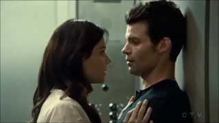 Saving Hope: Alex&Joel elevator scene [2x15] HD