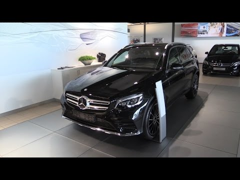 Mercedes Benz GLC 2015 In Depth Review Interior Exterior