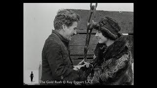 Charlie Chaplin - The Gold Rush Ending (1942 reissue)