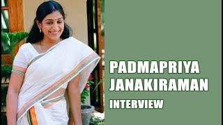 Padmapriya Interview