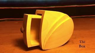Making a Sculpted  Bandsaw Box