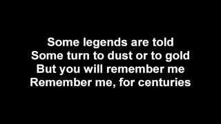 Centuries - Fall Out Boy [Lyrics]