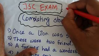 JSC Important Completing Story TOP/BEST Suggestion